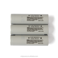 rechargeable 2250mah li-ion cell with CGR18650CH (10A)