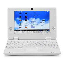 7 Inch Android 4.1 Mini Laptop(WIFI, Camera)