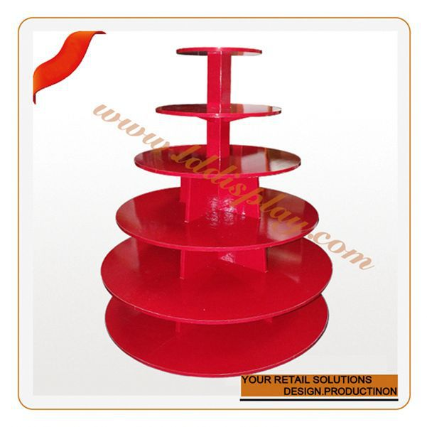 Customized wedding cupcake stand pmma plexi perspex acrylic cake stand tier cupcake holder