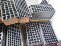 China Suplier/Cheap Agriculture Greenhouse Trays