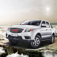 Brande New 4 by 4 Diesel JAC Double Cabin Pickup Truck with Low Price