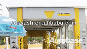 TEPO-AUTO-TP-901Automatic Tunnel Car Wash System