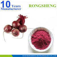 Pure natural organic red beet root extract