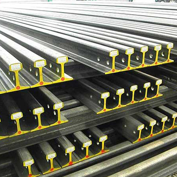 China Supplier Supply Railway Track Steel Rail Use For Mining And Crane
