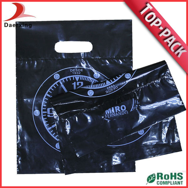 Good price logo printing plastic film & bag