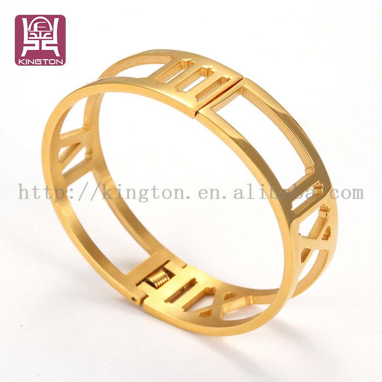 dubai gold jewelry women weight gold bracelet, View weight gold ...