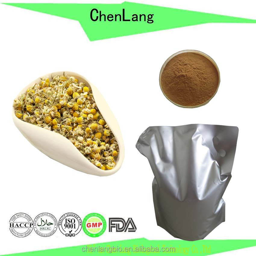 Rich In Apigenin Organic Pure Natural High Quality Chamomile Extract