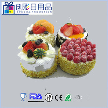 Eco-Friendly Simulation Cake , Fake Food For Collection/display