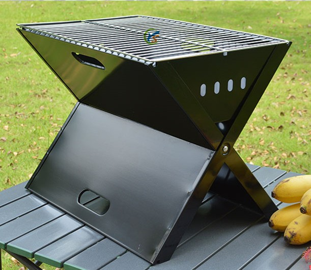 Hot Sale Folding Portable Charcoal Barbecue
