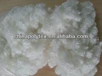 polyester staple fiber for stuffing or filling HCS
