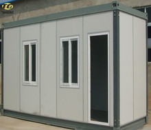 Good price Customized size prefabricated modified container house