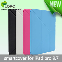 High quality Sublimation 2D Blank Smart Cover for iPad Pro 9.7""
