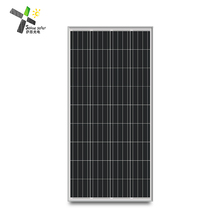 Hot Sale 150w mono solar panel with frame and mc4 connector for wholesale