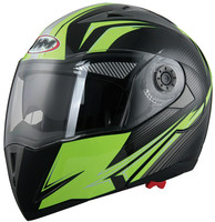 DOT approved ABS flip up capacete motorcycle helmet