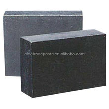 Qualified manufacturer Hitech resin-bonded refractory magnesia carbon bricks for steel ladles