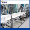 SONGHE with CE/ISO9001 certificate Roof/Rain Gutter FRP gutter machine/machinery