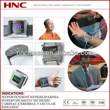 CE approved home use semiconductor laser treatment instrument