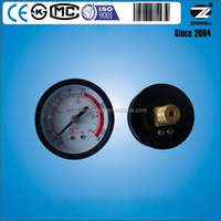 2 Inch Dial Steel Case, Brass Wetted Parts Economical general purpose pressure gauges