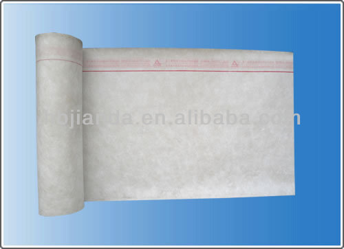 Jianda brand PP compound waterproof carpet underlay