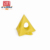 Fixed surface painting tool yellow pyramids for painter