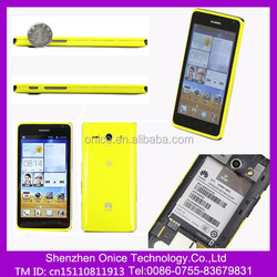 High quality android huawei cdma gsm multimedia mobile phones prices in china C8813