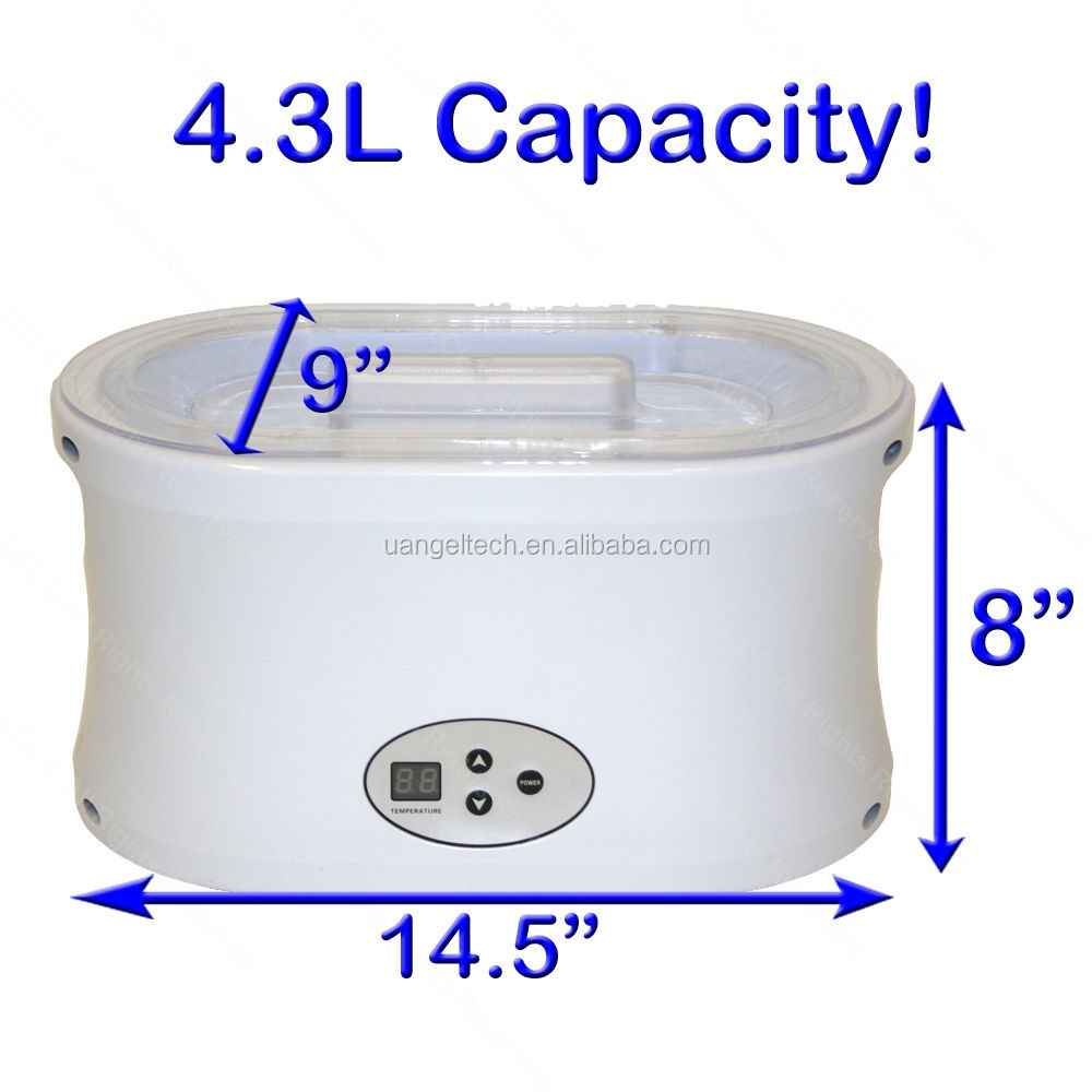 4.3L digital large wax warmer heater
