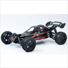 2.4G All Wheel Drive Off-road High Speed Racing Radio Control Car 112 Brush Electric Children RC Toy Car