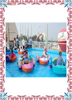 Modern Hot CE water hand powered boat,water pedal boat,electric paddle boat for sale with CE approved