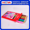 High quality custom wholesale wooden jumbo color pencil
