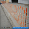 Plastic orange portable safety fencing alibaba china