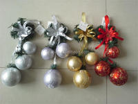 hot sell promotional product christmas decorations styrofoam&Polyfoam ball