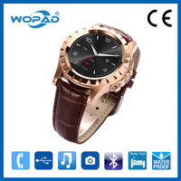 Bluetooth Smart Watch Android MTK6260 Mobile Phone Watch Camera