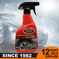 car care magic Rubber Treatment & Tire Dressing for car care