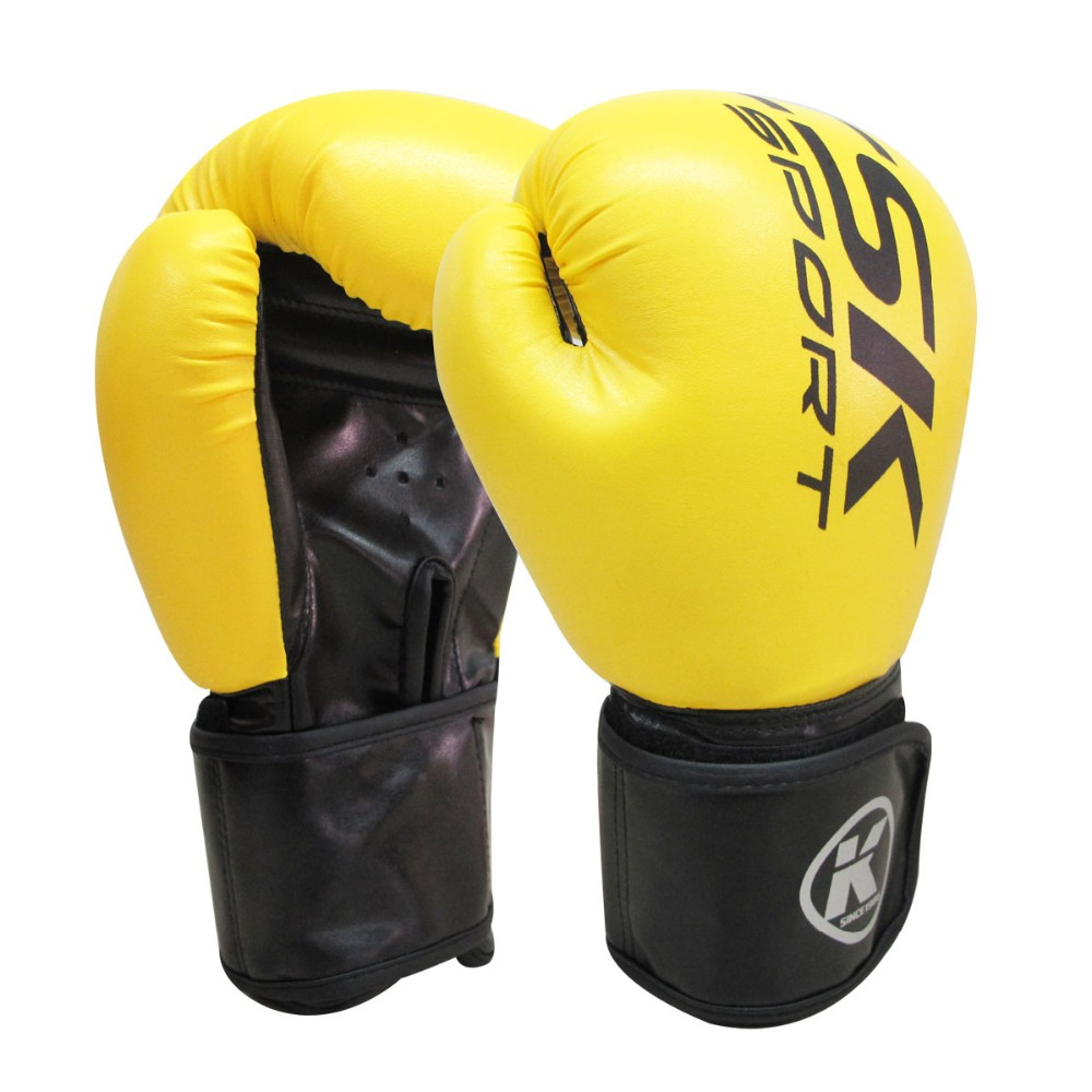 GX9183 High Quality Kick Boxing Gloves Custom Boxing Gloves