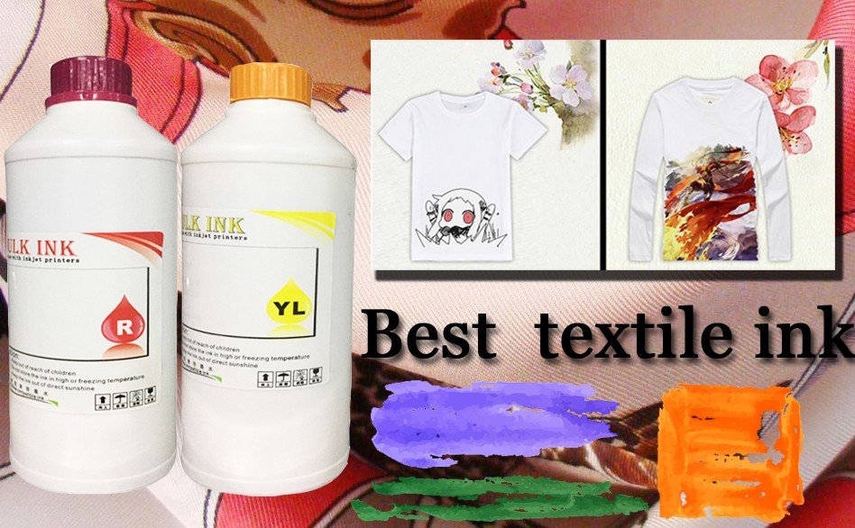 Ocbestjet Digital White Textile Ink White Ink Printer For Epson R230 R2000 R3000 10000 10600 4900 7880 Tshirt Printer