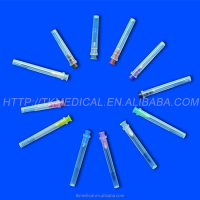 Safety Hypodermic needle size