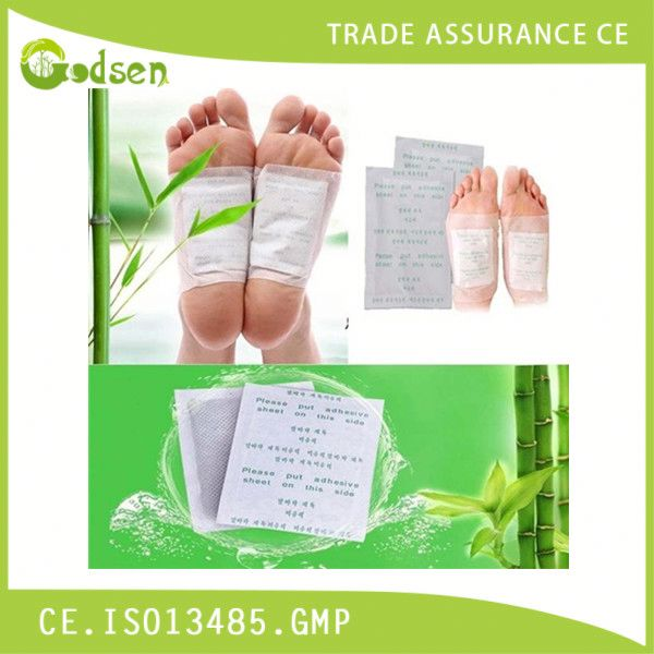 Health and medical 2016 new product detox foot patch factory price