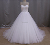 2016 New Arrival Wedding Dresses Lace Sweetheart Court Train Ball Gown Bridal Gown