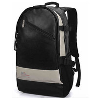 Guangzhou Factory hot sell Korea style PU leather backpack