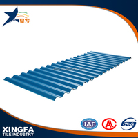 Sound insulation ASA/PVC synthetic resin plastic sandwich panel roof sheet
