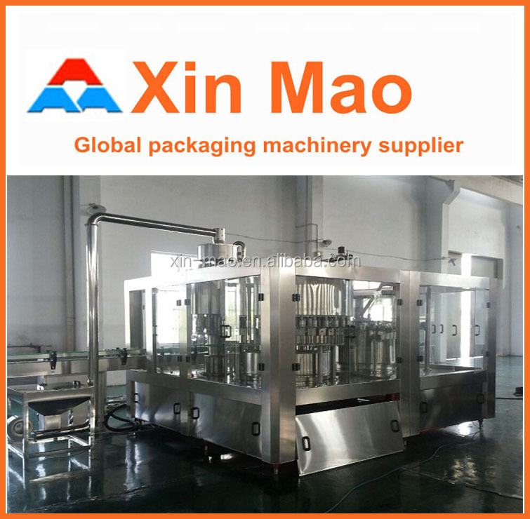 best price mineral water processing/filling product high quality soda water making/filling outfit
