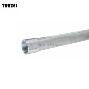Construction building material UL approved IMC conduit prices by electric suppliers