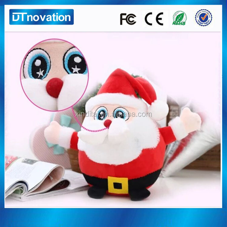 2015Led light up plulsh toys for small stuffed animals wholesale with best quality