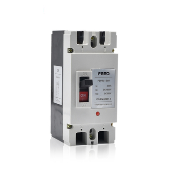 2P Solar PV 200a 400a 630a Isolator Switch