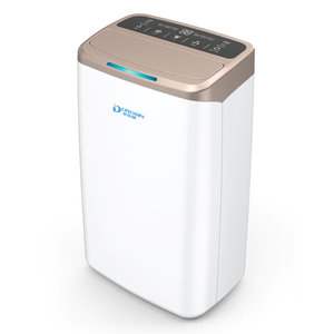 Dorosin 25pint Removable portable automatic defrosting dehumidifier with water tank