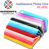 New Sublimation Blank Case for iPhone 5C