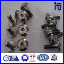 New promotion titanium construction with bolts nuts and washer m24 manufactured in China
