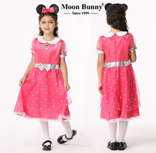 Children's wear Minnie girls Mickey clothes cartoon costumes Cosplay animation costumes, Halloween pre-sale