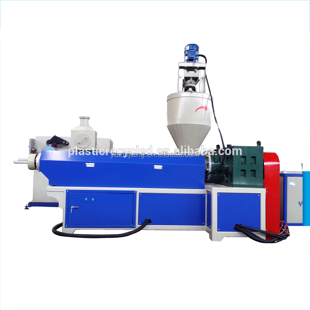 plastic letter recycle machineries