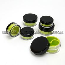 Custom Wholesale Mini Cheap small butane hash oil silicone container collapsible silicone food containers